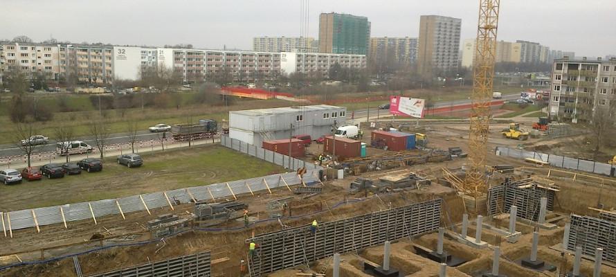 Nowa inwestycja Botanika w Poznaniu