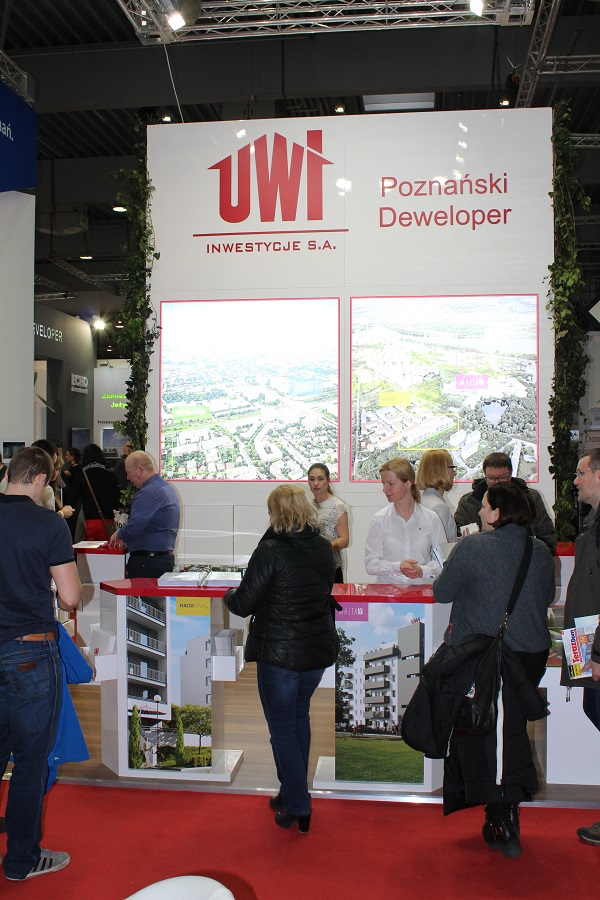 UWI na Targach Mieszkan i Domow Poznan luty 2017 - nowe mieszkania Poznan 1