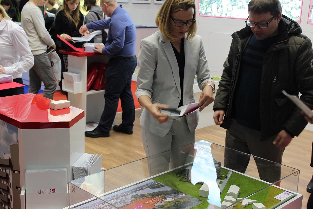 UWI na Targach Mieszkan i Domow Poznan luty 2017 - nowe mieszkania Poznan 3