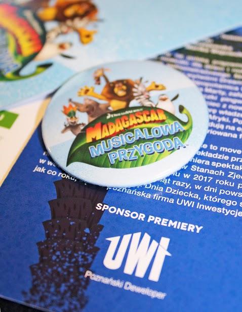 UWI sponsorem musicalu Madagaskar