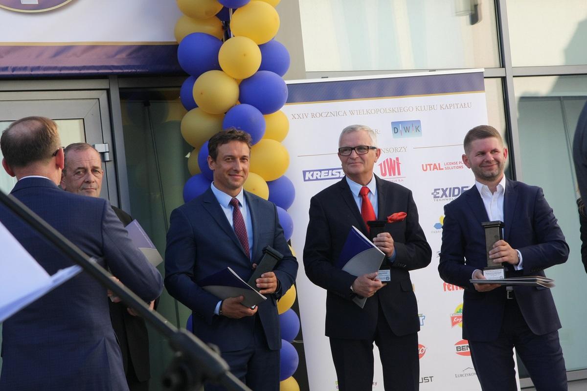 Obchody jubileuszu Wielkopolskiego Klubu Kapitału