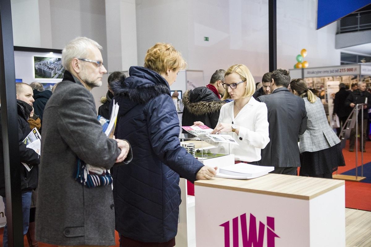 UWI na Targach Mieszkań i Domów - wiosna 2018