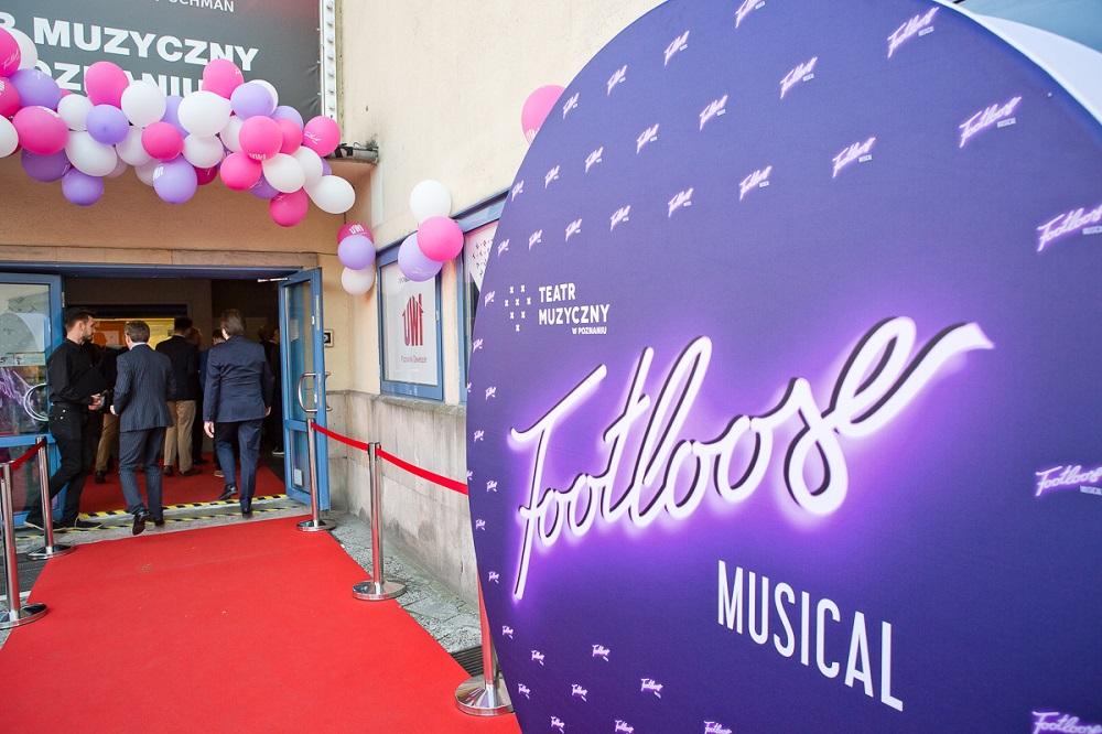 Premiera Footloose w Teatrze Muzycznym w Poznaniu