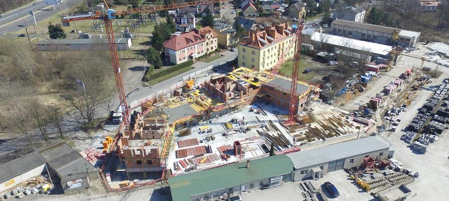 Budowa mieszkań Poznań - Malta Wołkowyska - UWI
