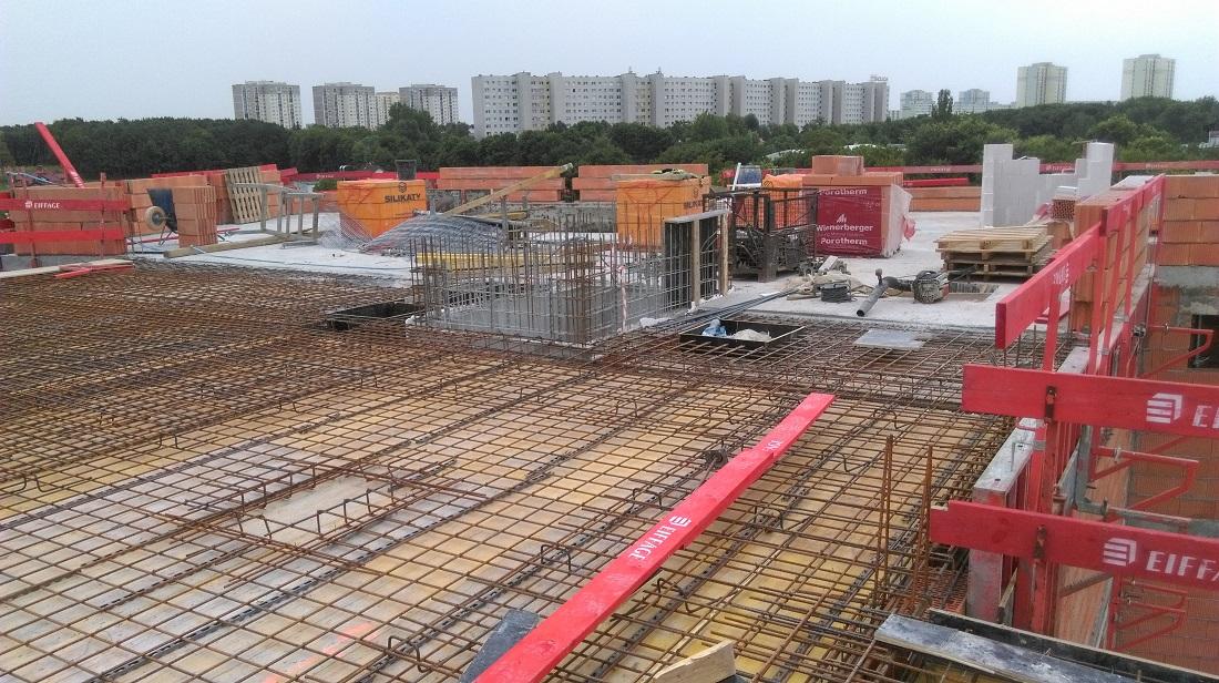 Budowa budynku Malta26