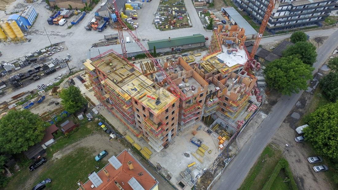 Malta26 - budynek w budowie