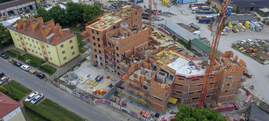 Budowa mieszkań Malta26