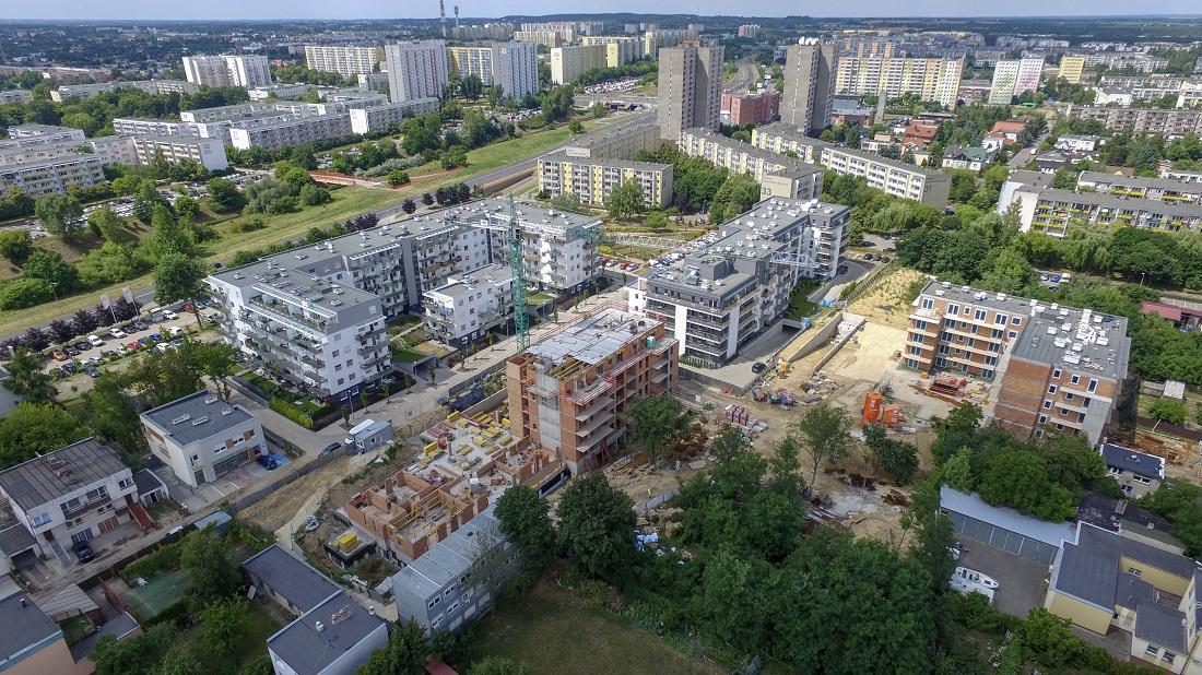 Nowe mieszkania Poznań – Botanika 3 i 4