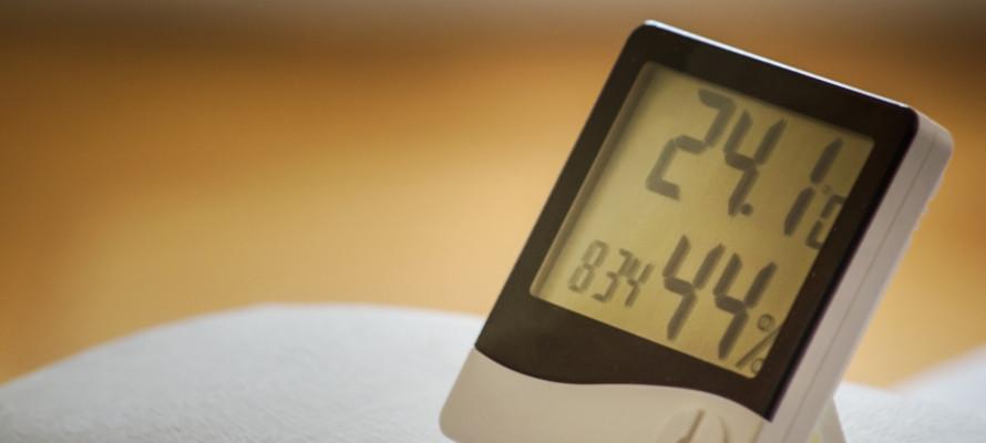 Temperatura w mieszkaniu
