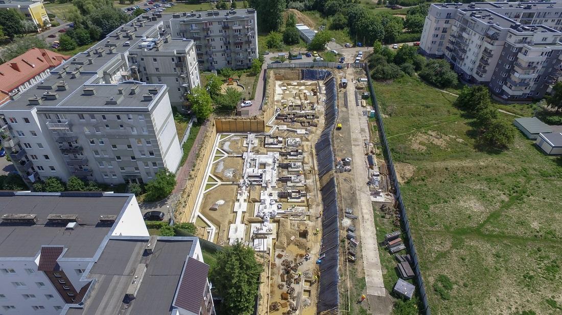 Nowe Jagiełły 12N - nowe mieszkania Poznań