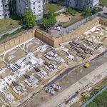 Plac budowy Nowe Jagiełły 12N - Poznań