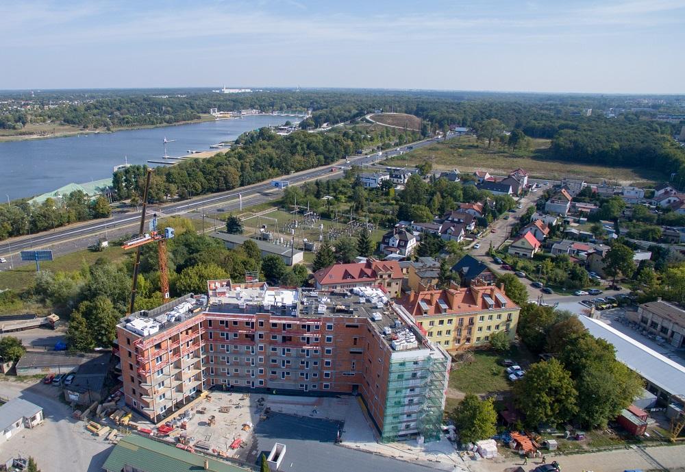Malta Wołkowyska - nowe mieszkania Poznań