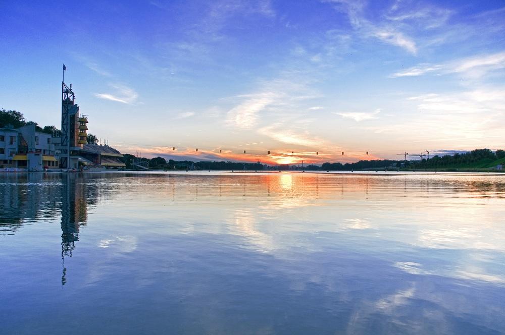 Jezioro Maltańskie w Poznaniu