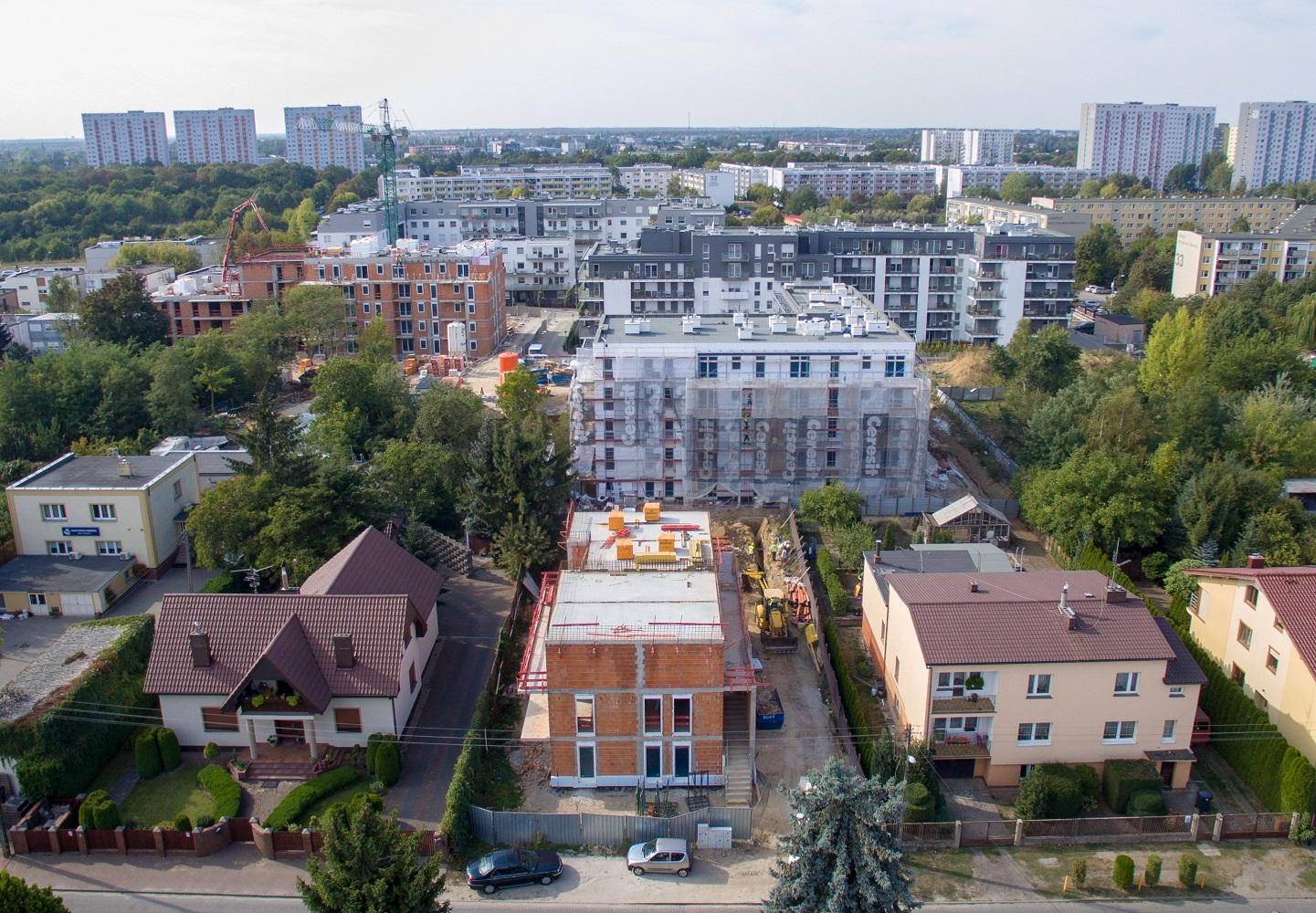 Nowe apartamenty Poznań - Willa Znanieckiego