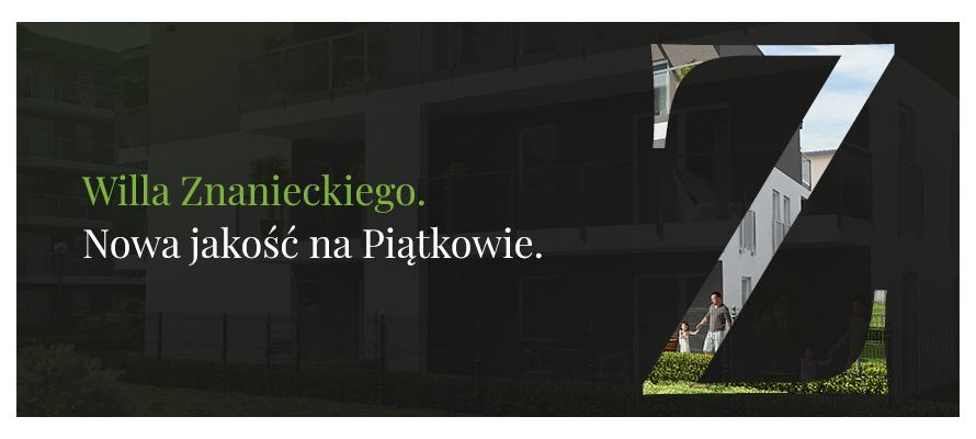 Nowe apartamenty Poznań