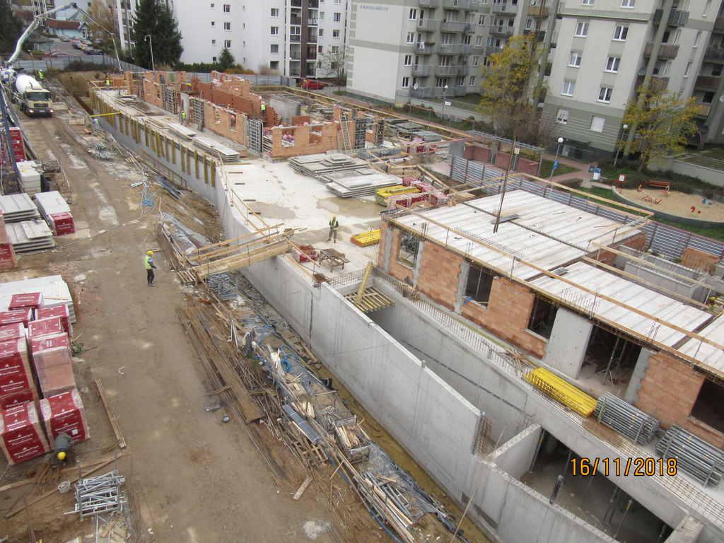 budowa bloków na Piątkowie
