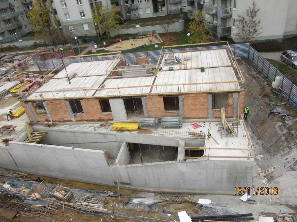 budowa Nowe Jagiełły 12N
