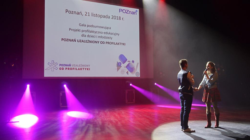 Gala konkursu Poznań Footloose Wrzuć Luz