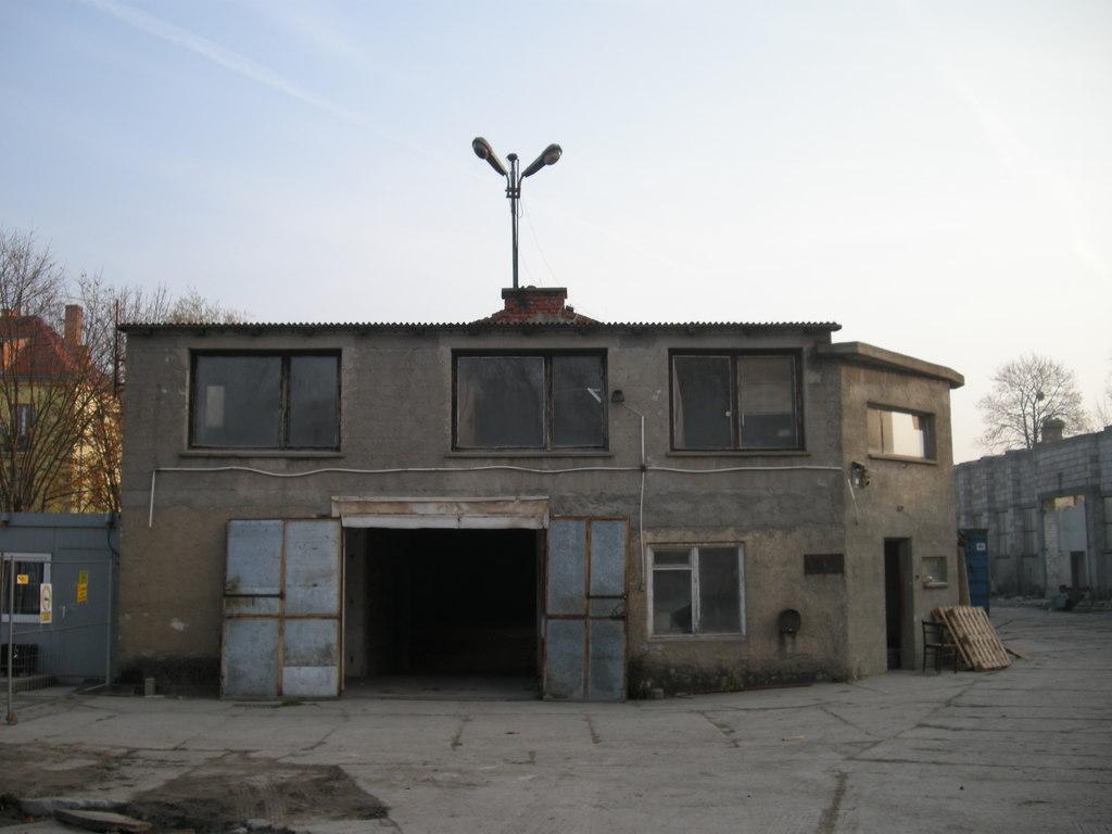 budynek poprzemysłowy