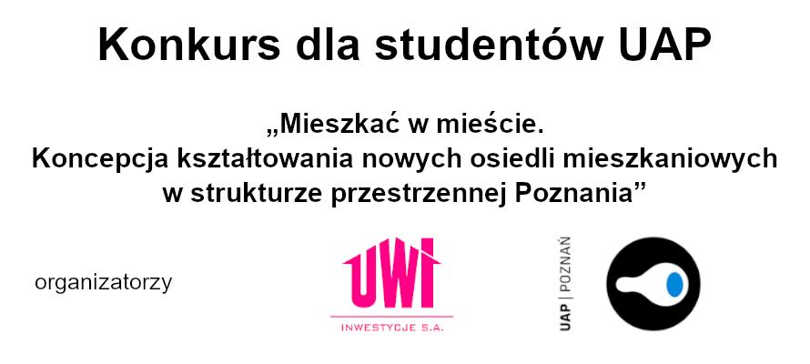 konkurs dla studentów UAP