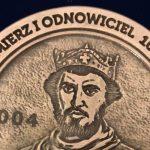 medal Kazimierz I Odnowiciel