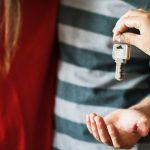 odbiór kluczy do mieszkania