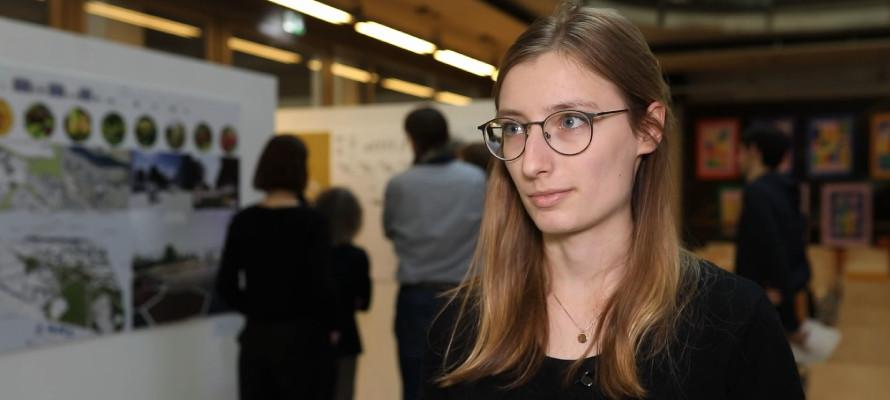 """Joanna Kozanecka - wywiad Konkurs """"Mieszkać w mieście"""""""