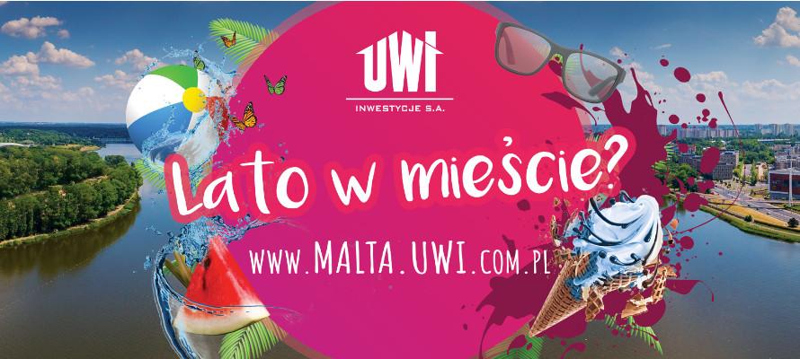 Lato w mieście - Malta Wołkowyska