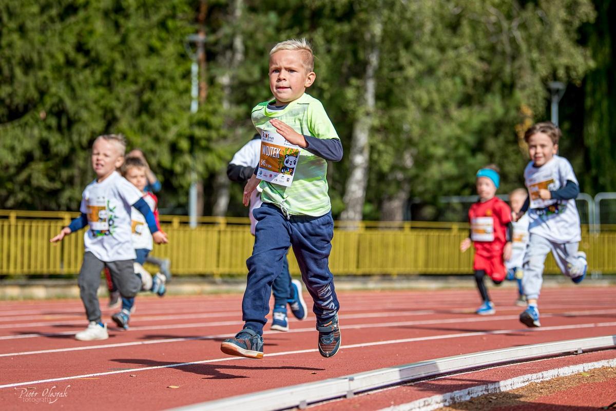 UWI partnerem Kids Run - fotorelacja z wydarzenia