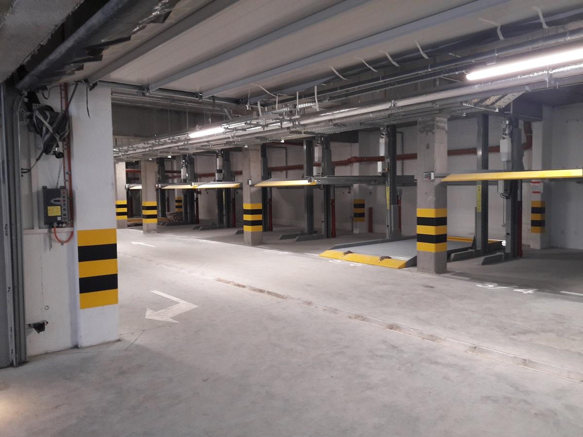 Hala garażowa na Malta Nowa 2