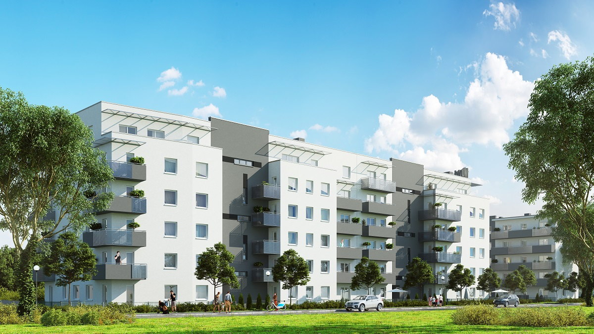Malta Wołkowyska - mieszkania na Ratajach
