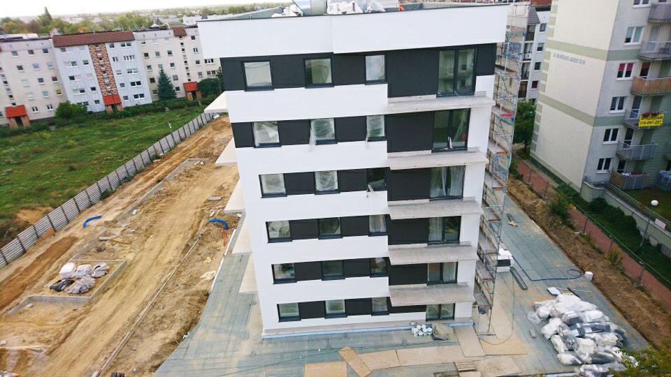 Nowe Jagiełły 12N - relacja z budowy - wrzesień 2019